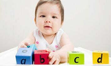 婴儿也会玩游戏,你知道吗?