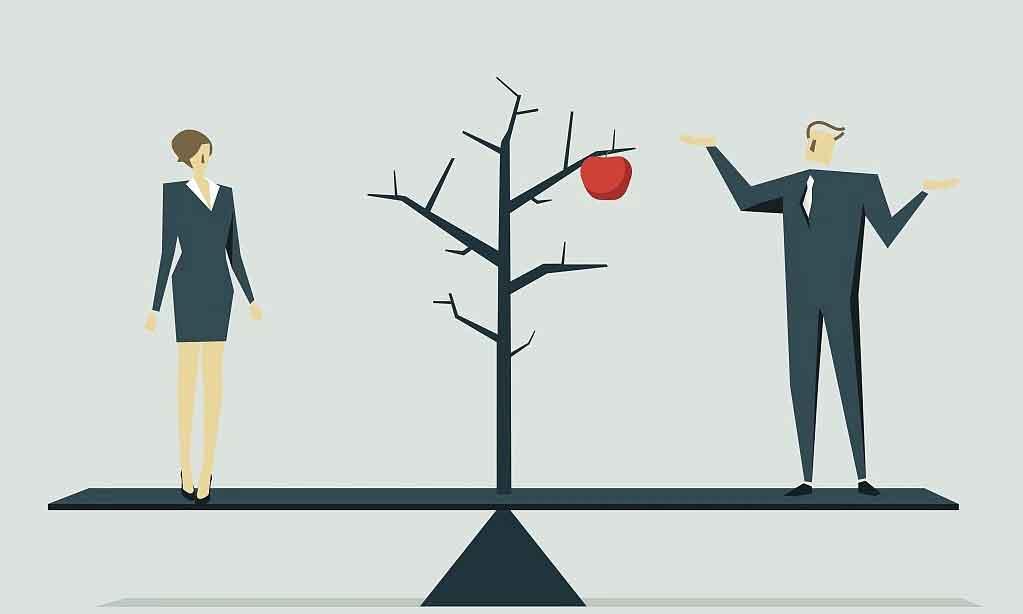 如何应对职场性别不平等?