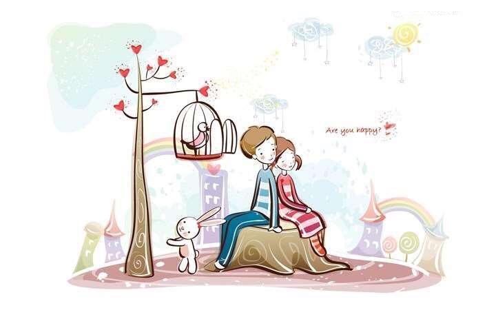 从父爱和母爱看爱情